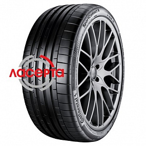Летние шины Continental Continental 295/30R22 103(Y) XL SportContact 6 FR