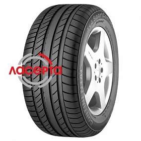 Летние шины Continental Continental 275/40R20 106Y XL Conti4x4SportContact FR